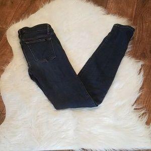 Joe's Dark Blue Jeans Size W25 – The Skinny